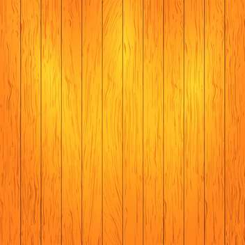 Vector illustration of brown wooden texture background - vector gratuit #125994