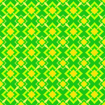 Vector abstract background with green color geometric ornament - vector #126084 gratis