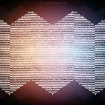 Abstract colored vector background - vector #128364 gratis