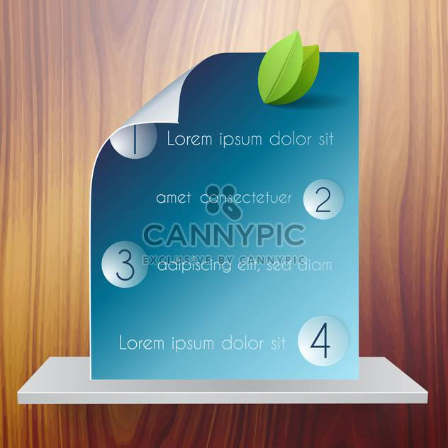Hintergrund mit transparenten Glasplatten - Free vector #131834
