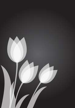 vector abstract floral background - Free vector #134814