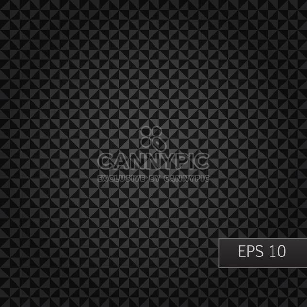 abstrakt mit schwarzen Dreiecken - Kostenloses vector #134864
