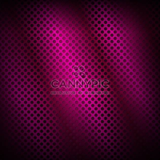 Abstract metal background illustration - Free vector #128294
