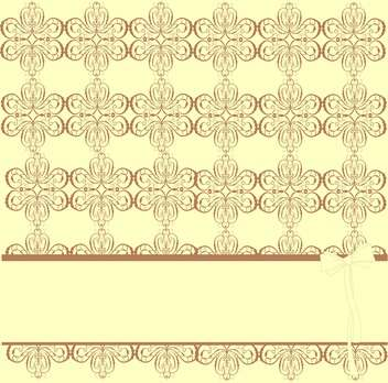 romantic vector scrap-booking background - Kostenloses vector #132654