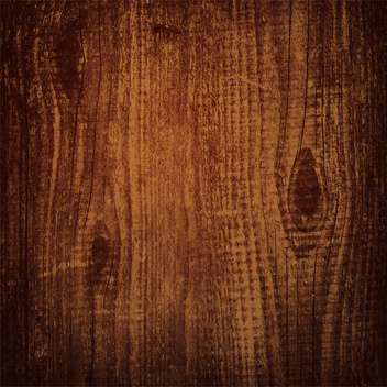 natural dark wooden vector background - vector #132864 gratis