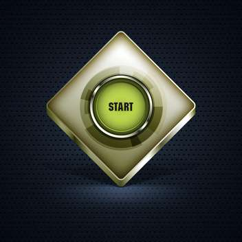 vector start button background - vector gratuit #132954